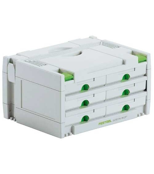 Festool Sortaineris SYS 3-SORT/6
