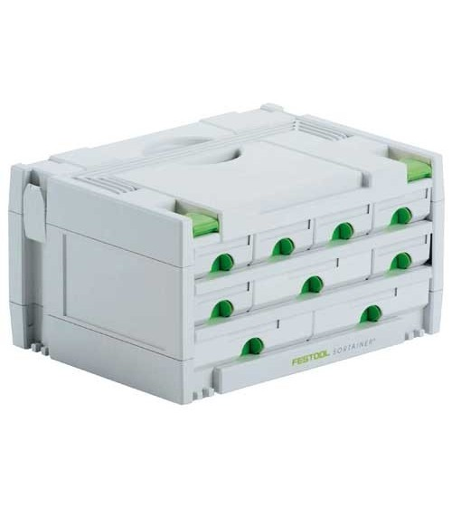 Festool Sortaineris SYS 3-SORT/9