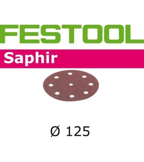 Festool šlifavimo popierius STF D125/90 P50 SA/25