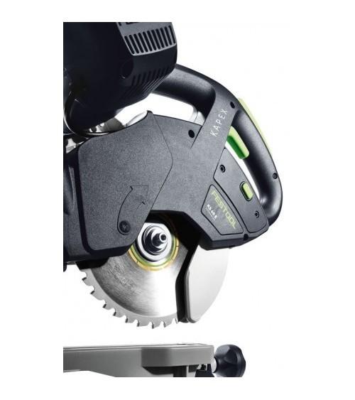 Festool traukiamas skersinio pjaustymo pjūklas KS 60 E-Set
