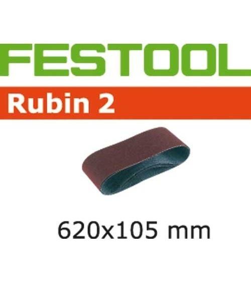 Festool šlifavimo juosta L620X105-P100 RU2/10