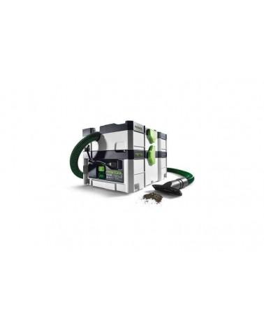 Festool mobilūs dulkių siurbliai CLEANTEC CTL SYS