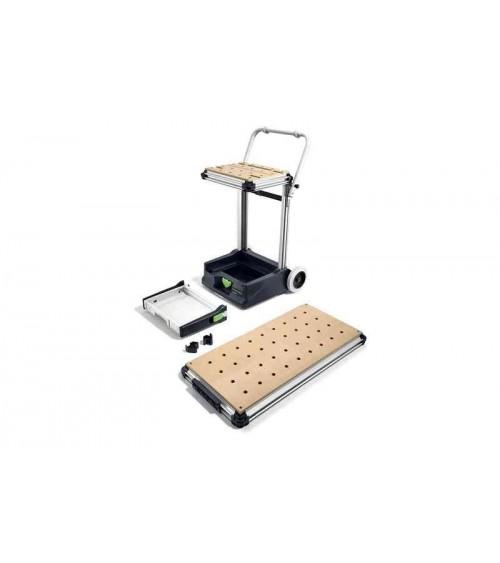Festool šlifavimo popierius Granat STF-D125/90-P800-GR 50X