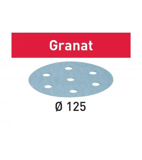 Smilšpapīrs STF D125/90 P500 GR/100