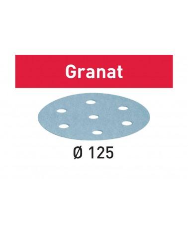 Festool šlifavimo popierius Brilliant/2 STF-D125/90-P400-BR2/100