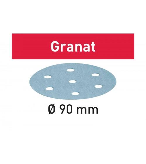 Festool šlifavimo popierius Granat STF D150/16 P800 GR 50X
