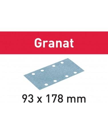 Smilšpapīrs STF D150/0 green/10