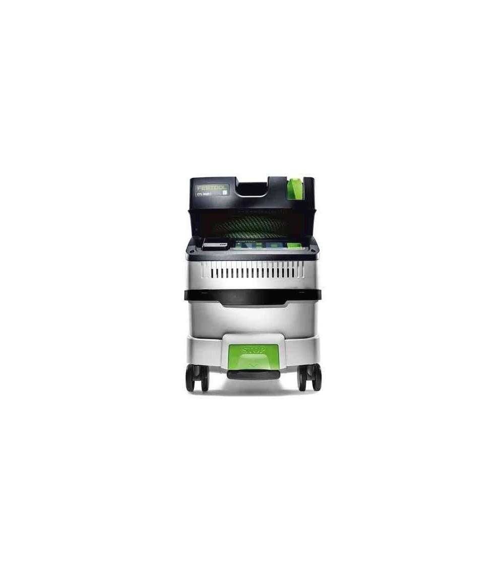 Festool akumuliatorinis perforatorius BHC 18 Li 3,1-Compact