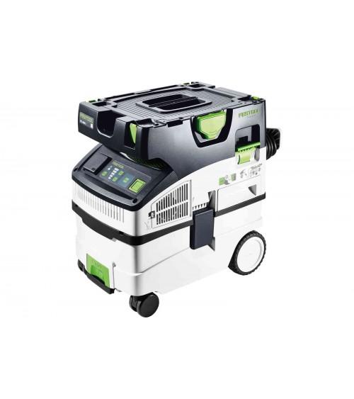 Festool akumuliatorinis suktuvas gipso kartono plokštėms DWC 18-4500 Li 3,1-Compact