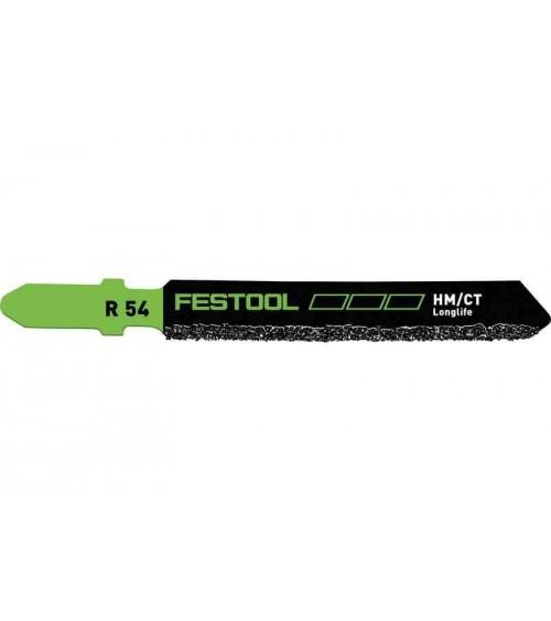 Festool pjūklelis siaurapjūkliui R 54 G Riff