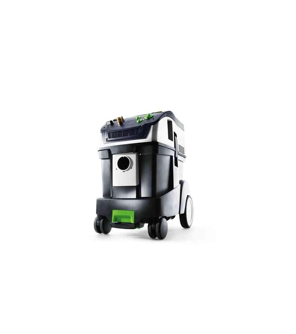 Festool akumuliatorinis suktuvas gipso kartono plokštėms DWC 18-2500 Li-Basic