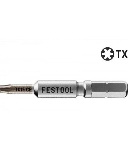 Festool sukimo antgalis TX 15-50 CENTRO/2
