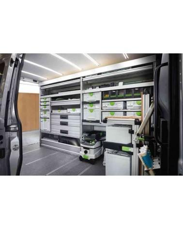 Festool sienų ir lubų šlifavimo įrankis PLANEX LHS 225-IP/CTL36-Set