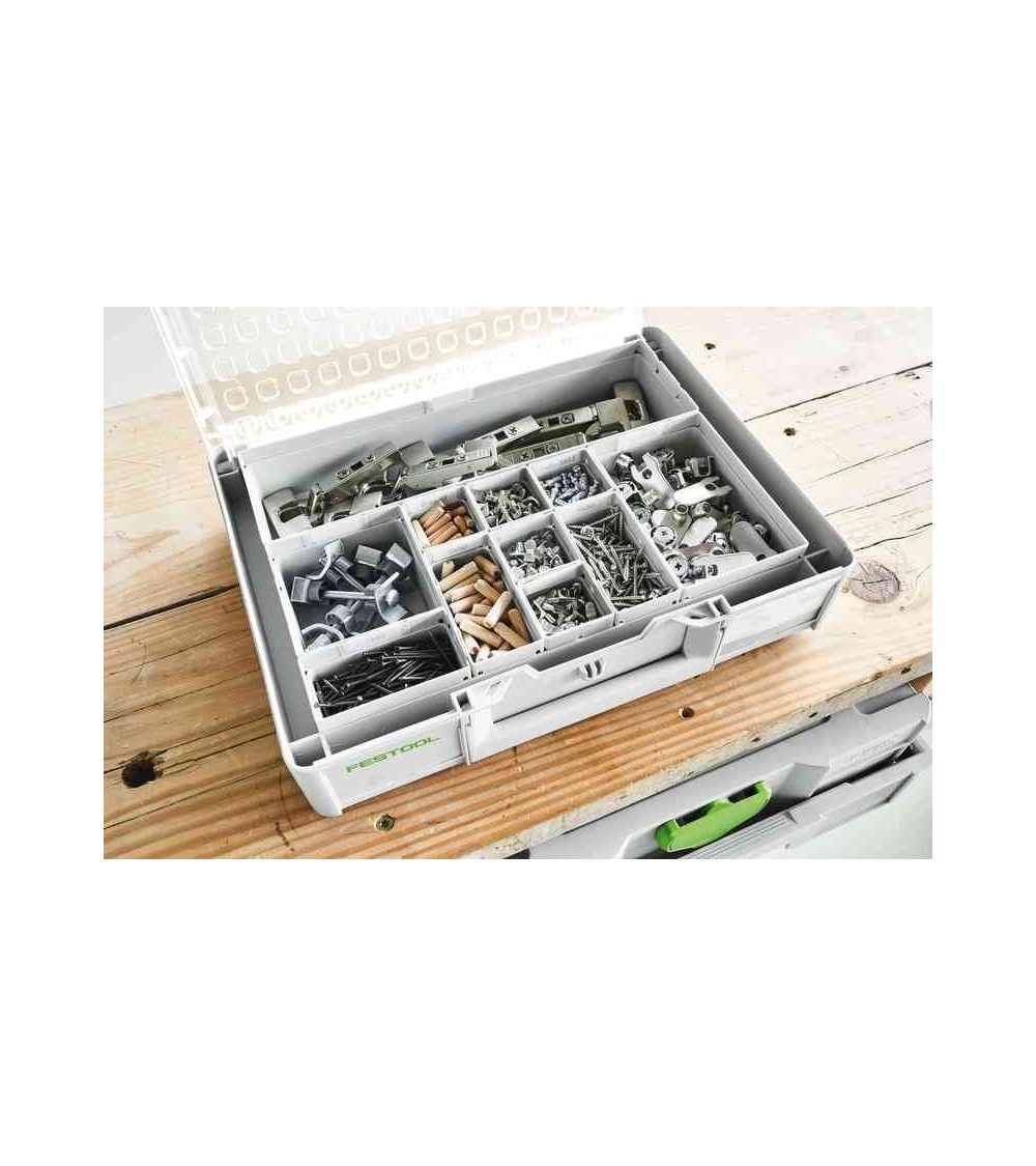 Festool Domino sujungimo elementų rinkinys FV/16-Set