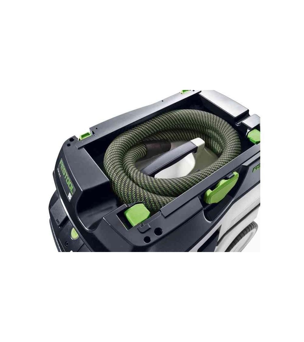 Festool mobilūs dulkių siurbliai CTM 36 E AC CLEANTEC