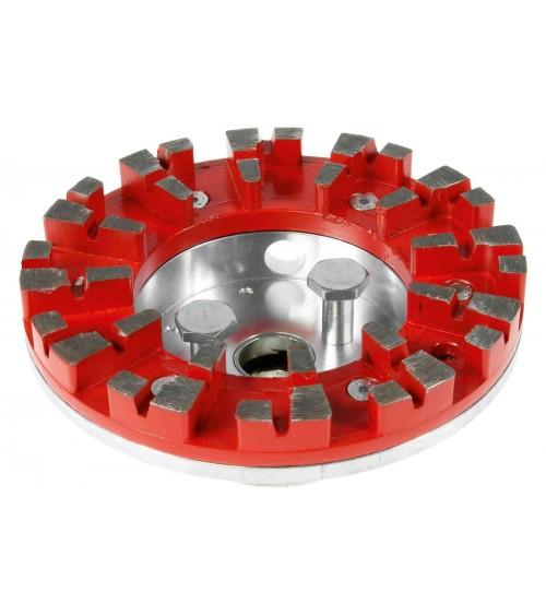 FESTOOL Шлифовальные круги STF D225 P100 GR S/25 Granat Soft