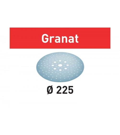 Festool šlifavimo lapelis Granat STF D185/16 P  60 GR 50X