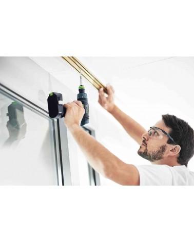Festool sienų ir lubų šlifavimo įrankis LHS 225/CTM 36/STL 450-Set PLANEX