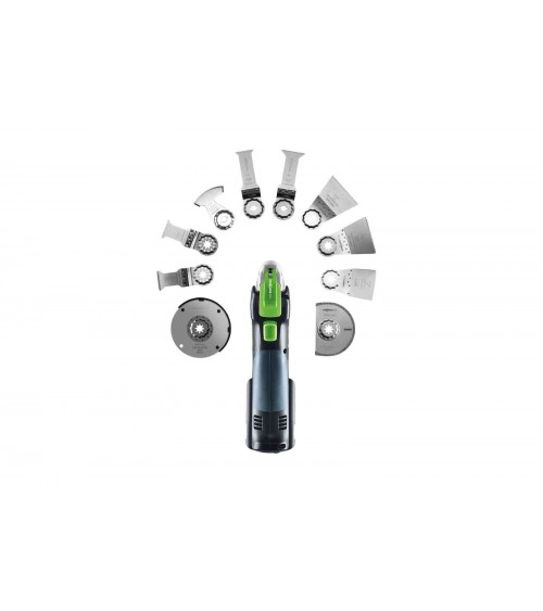 Festool akumuliatorinė deimantinio pjaustymo sistema DSC-AGC 18-125 FH Li 5,2 EBI-Plus