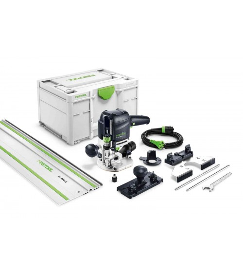 Festool ekscentrinis šlifuoklis Sys 3 ETS EC 125/3 EQ-Plus