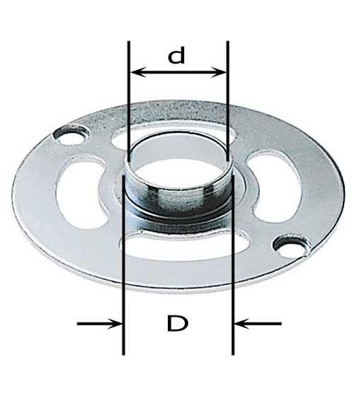 Festool DOMINO XL buko asortimentas DS/XL D12/D14 128x BU