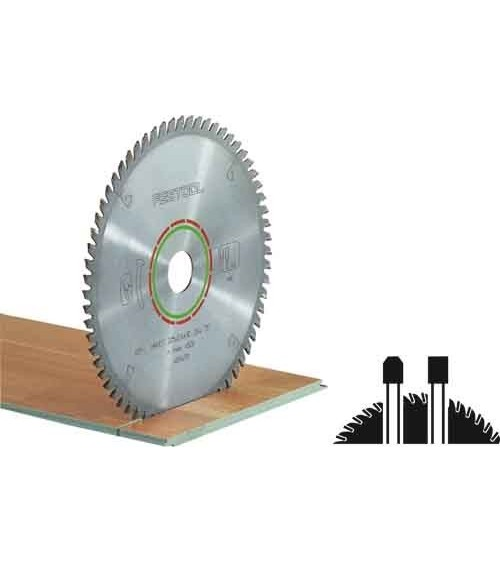 FESTOOL Specialus pjūklo diskas 225x2,6x30 TF64