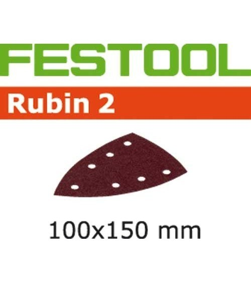 FESTOOL Šlifavimo lapai STF DELTA/7 P220 RU2/50