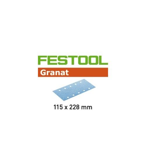 FESTOOL Šlifavimo medžiaga STF 115X228 P120 GR/100