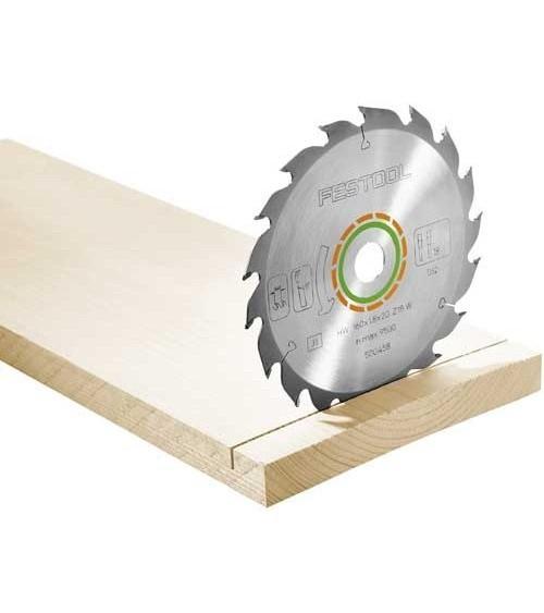 FESTOOL Standartinis pjovimo diskas 160x1,8x20 W18