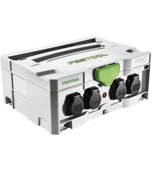 Festool systaineris elektros jungtims SYS-PowerHub SYS-PH